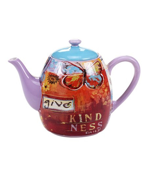 Teapot, Daily Joy