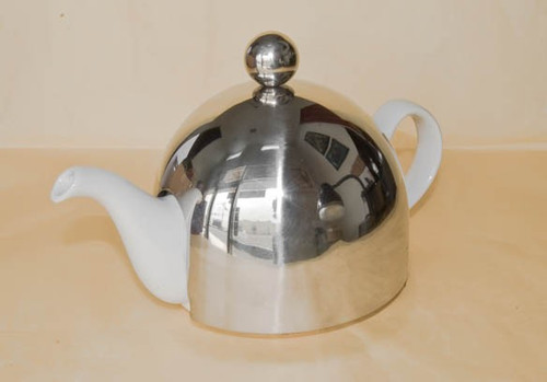Teapot, With Steel Cozy 6 cup