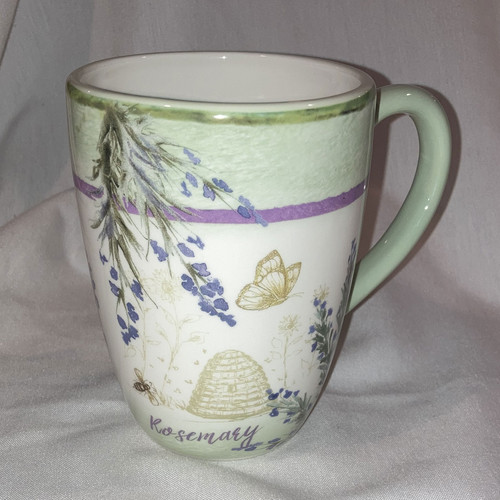Mug, Herb de Provence - Rosemary