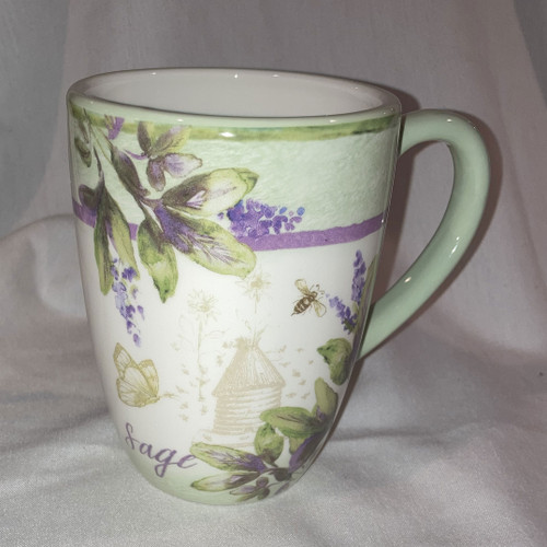 Mug, Herb de Provence - Sage