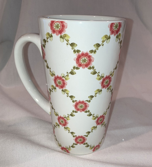 Mug Rainbow Checkerboard 22oz