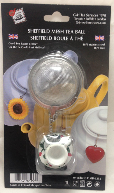 Infuser, Teaball Teacup