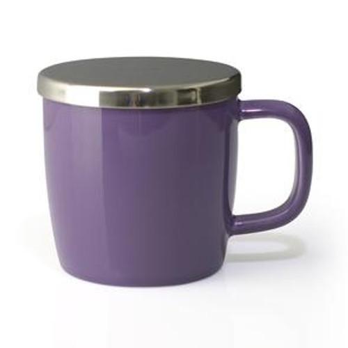 Mug, Dew with infuser 11oz (Purple)