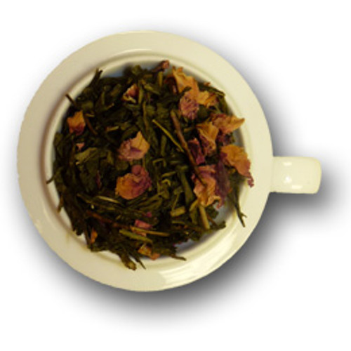 Cherry Rose Tea (Sencha)