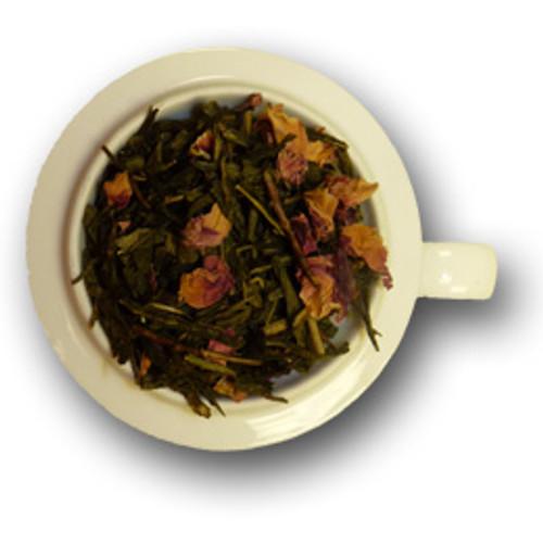 Cherry Rose Tea (Sencha)