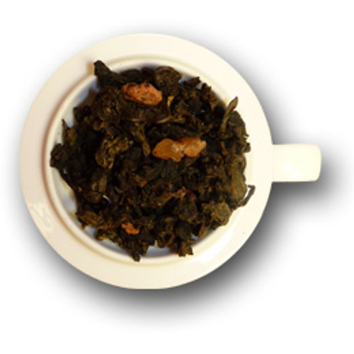 Jazzberry Oolong Tea