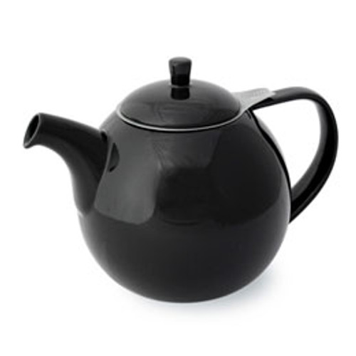 Teapot, Curve 45oz. (Black Graphite)