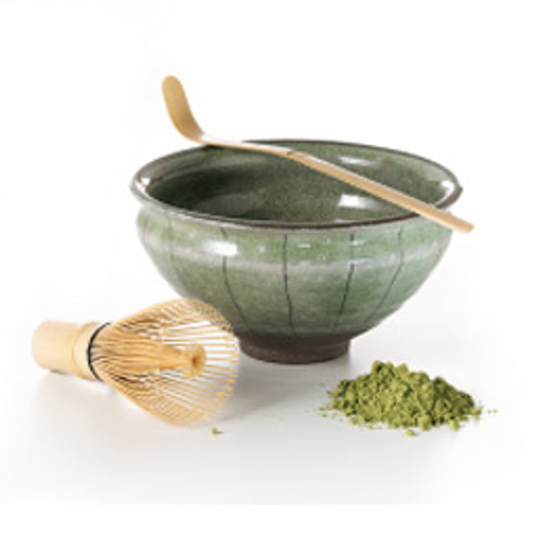 Set, Japanese Matcha (3 piece)
