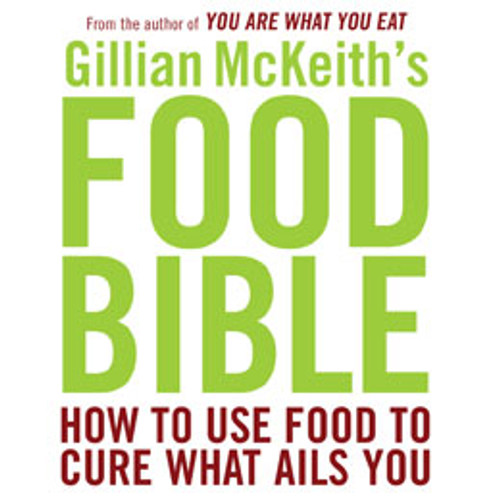 Book, Gillian McKeith's Food Bible