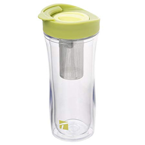 Tumbler, Travel Tea (Green)