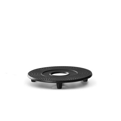 Coaster, Cast Iron Black JANG