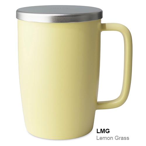 Mug, Infuser Dew 18 oz. Lemon Grass