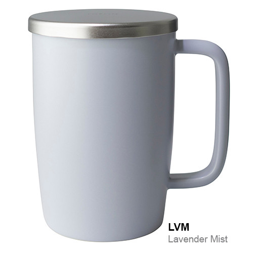 Mug, Infuser Dew 18 oz. Lavender Mist