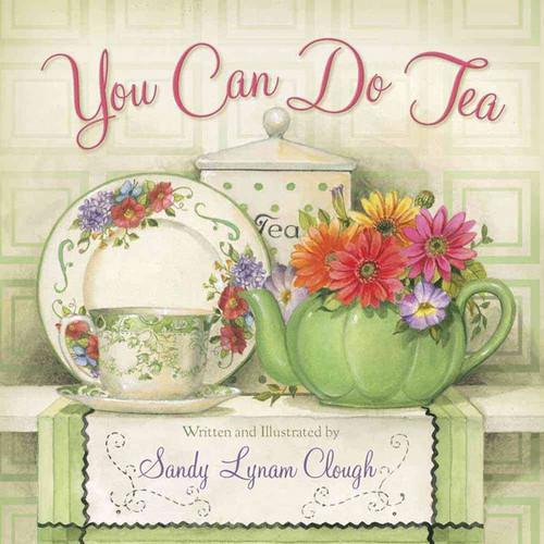 Book, You Can Do Tea