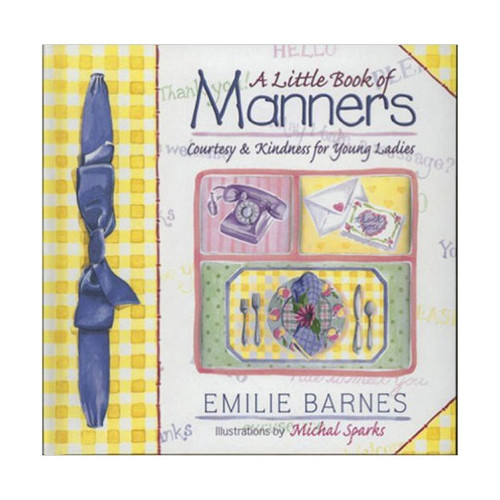 Book, A Little Book of Manners