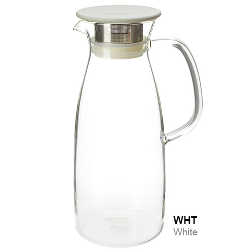 Jug, Mist Ice Tea (50oz) White