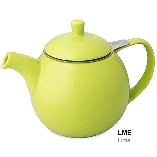 Teapot, Curve 24oz. (Lime)