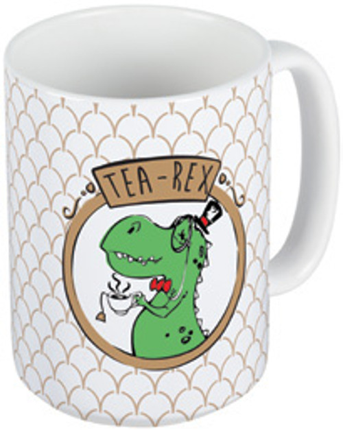 Mug, Tea Rex (14oz)