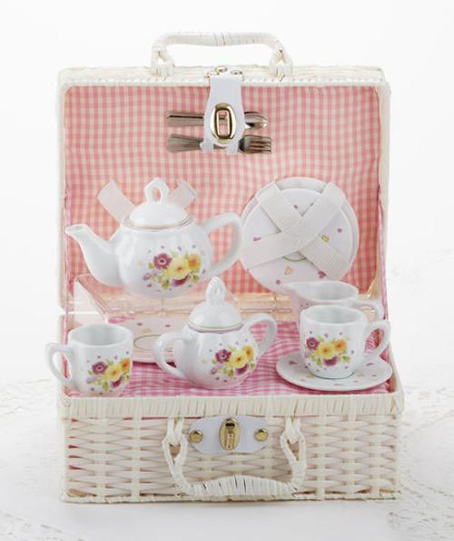 Childrens Tea Set, Daisy