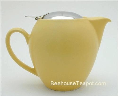 Teapot, Round Gelato Pineapple(26oz)