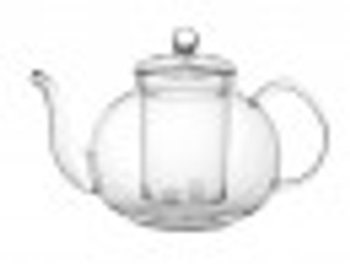 Teapot, Glass Verona 40 fl. oz