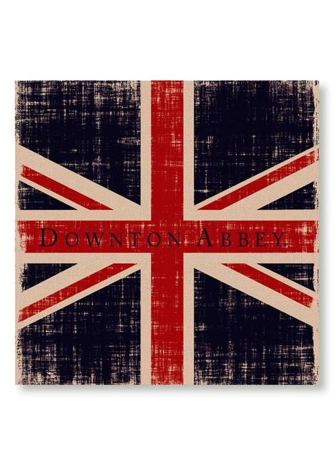 Wall Art, Downton Abbey Union Jack