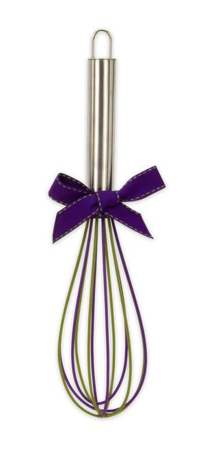 Whisk, Purple & Sage