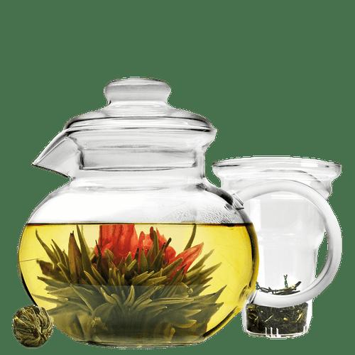 Teapot, Borosilicate 40 oz