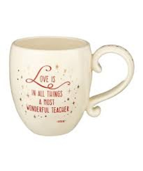 Mug, Love is - Teacher