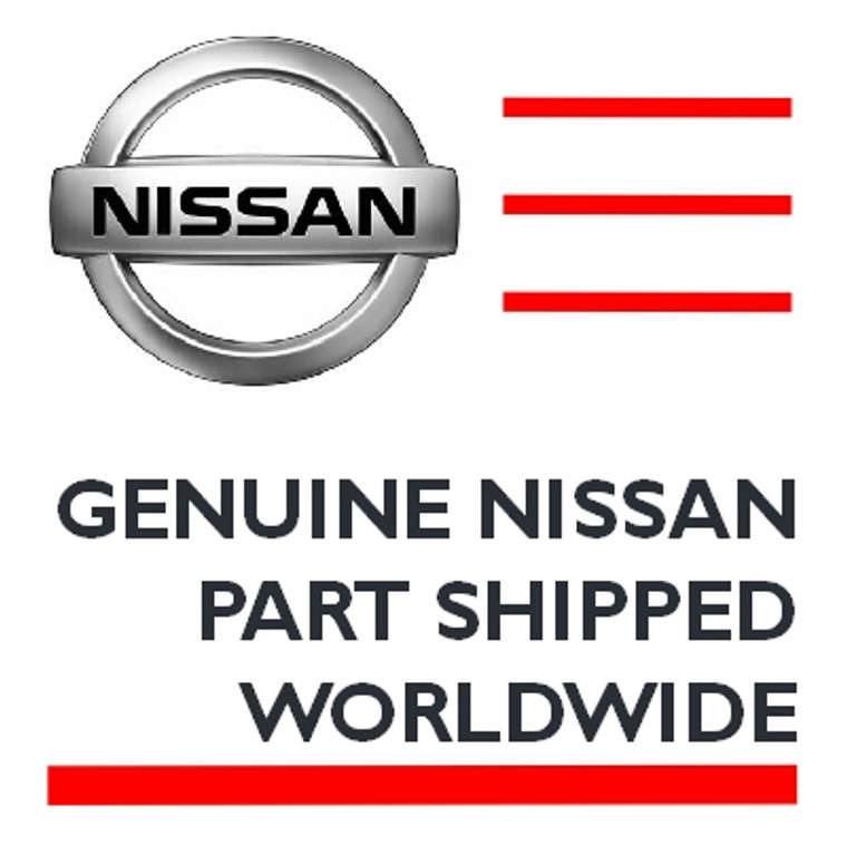 NISSAN 87670VC424 TRIM ASSY FRONT Shipped Worldwide