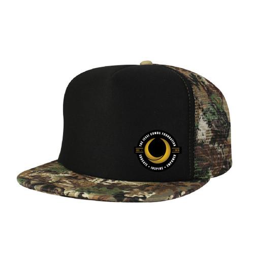 Camouflage Mesh Back Trucker Hat