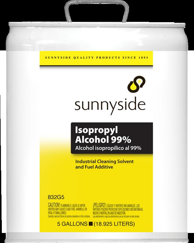 ISOPROPYL ALCOHOL 5 GALLON