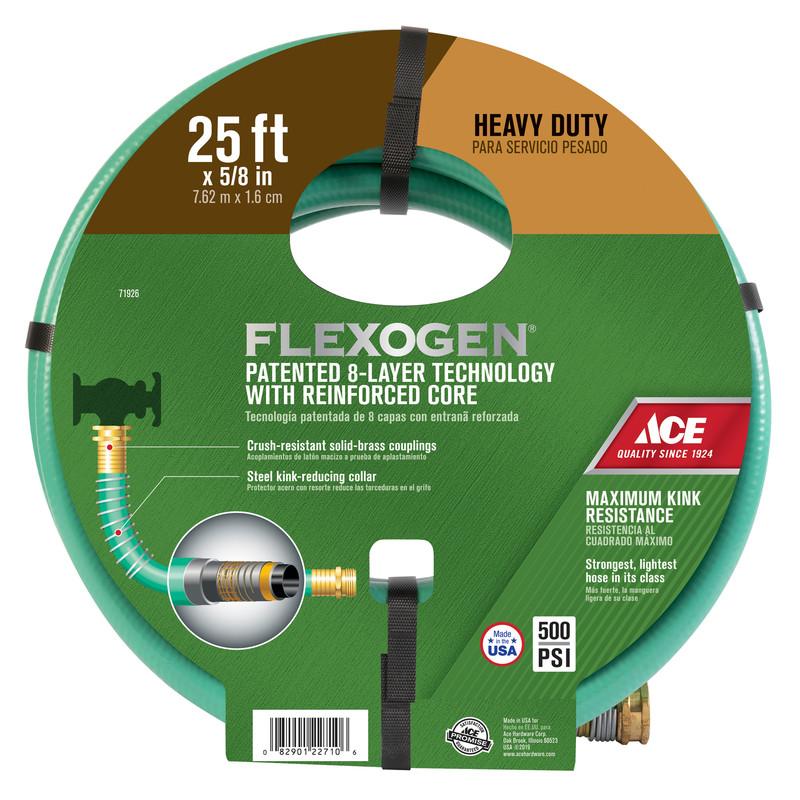 HOSE FLEXOGEN 5/8 X 25 FOOT