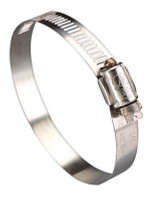 Tridon Hy Gear 4 in. to 6 in. SAE 88 Silver Hose Clamp Stainless Steel Band