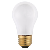 Westinghouse 40 watts A15 Speciality Incandescent Bulb E26 (Medium) White 1 pk