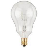 Westinghouse 60 watt A15 Ceiling Fan Incandescent Bulb E12 (Candelabra) 2 pk