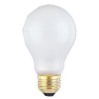 Westinghouse Toughshell 75 watt A19 Decorative Incandescent Bulb E26 (Medium) Warm White 1 pk