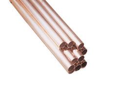 Reading 1/2 in. Dia. x 10 ft. L Type L Copper Tubing
