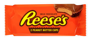 Reese's Milk Chocolate Peanut Butter Candy 1.6 oz.