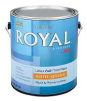 Ace Royal Semi-Gloss Midtone Hi-Hide Base Vinyl Acetate/Ethylene Interior Latex Wall+Trim Paint