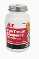 Ace White Pipe Thread Compound 8