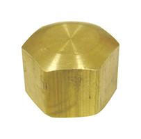 Ace 3/8 in. Compression Brass Cap