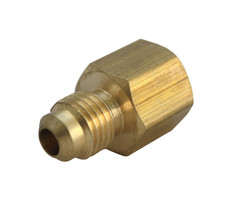 Ace 3/8 in. Flare FPT Brass Adapter