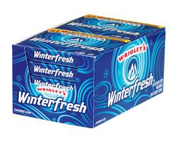 Wrigley's Winterfresh Chewing Gum 15 pc.