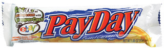 PayDay Peanut Caramel Candy Bar 1.85 oz.