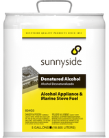 DENATURED ALCOHOL PAIL 5 gallon Sunnyside