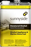 DENATURED ALCOHOL Gallon Sunnyside
