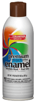 CHAMPION SPRAY PAINT RICH BROWN 10.5 OUNCE