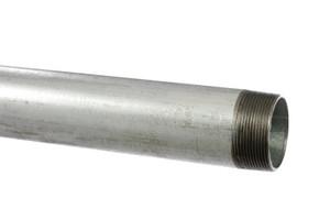PIPE GALVANIZED TUBE 1-1/4 X 10' per foot price