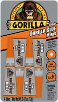 GORILLA GLUE .42 OUNCE 4 PACK TUBES